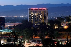 Universal Studios Hollywood - Hotel & Tickets Package - Sheraton Universal Hotel