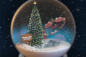Experience the Magic! WinterFest Hotel and Ticket Package/ November 23 - December 31, 2018