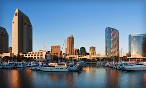 Take a Tour of San Diego Bay