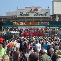 Rose Bowl Flea Market Photo Gallery