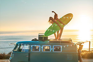 'Tis the Season for San Diego - Adventure Holiday Package