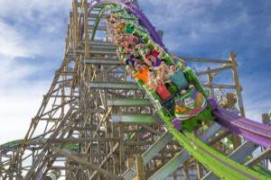 Six Flags Discovery Kingdom Thrill Seeker Package