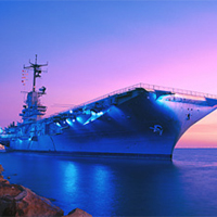 Corpus Christi Getaways - USS Lexington Museum Vacation Package