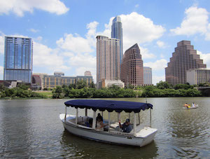 Dine & Cruise on Lady Bird Lake - Capital Cruises Vacation Package