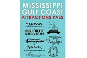 Mississippi Gulf Coast Attraction Pass