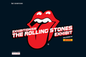 The Rolling Stones Exhibit Package