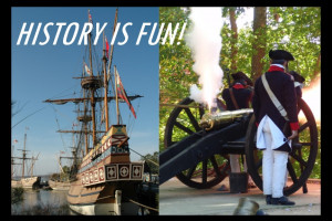 Jamestown Settlement and American Revolution Museum at Yorktown