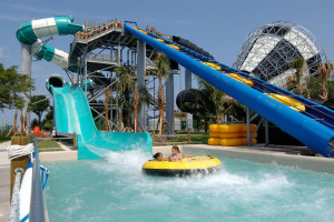 Rapids Water Park - Hotel & Tickets Package