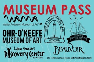 Gulf Coast Museum Pass Package