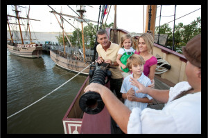 Jamestown and Yorktown Four-Site Value Package