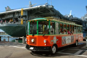 Old Town Trolley Tours of San Diego Photo Gallery