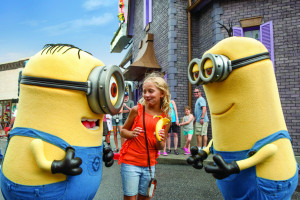 Universal Orlando Resort Hotel and Attraction Package