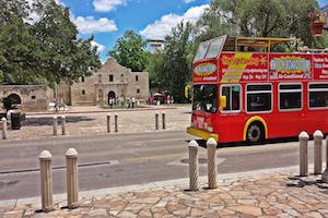 San Antonio Sightseeing Package