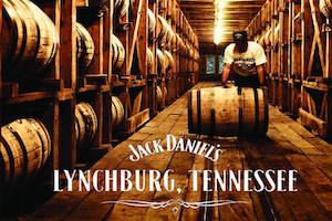 Jack Daniel's Distillery Tour and Miss Mary Bobo's Restaurant with Transportation Package
