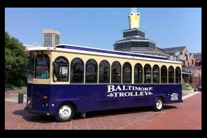 Baltimore Trolley Tours Photo Gallery