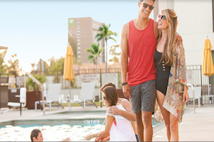 Book Your Burbank Stay and Receive a FREE $50 Gift Card!