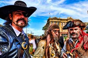PIRATES! Legends of the Gulf Coast Photo Gallery
