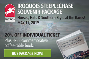 Iroquois Steeplechase | Saturday ~ May 11, 2019 Photo Gallery