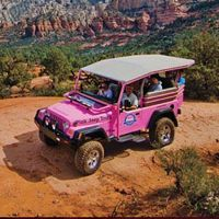 Sedona Pink Jeep Tours Package