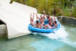 Six Flags Hurricane Harbor Vacation Package