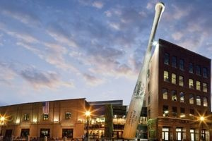 Louisville Slugger Museum & Factory Photo Gallery