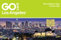 Go Los Angeles Card Vacation Package