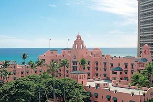 The Royal Hawaiian, a Luxury Collection Resort, Waikiki Photo Gallery