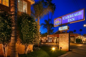 Universal Studios Hollywood - Hotel & Tickets Package - Best Western Plus Carriage Inn