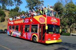 City Sightseeing Double Decker San Antonio