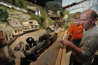 EnterTRAINment Junction Family Fun Package