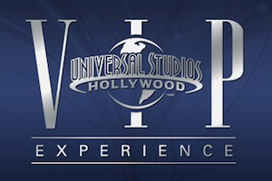 Universal Studios Hollywood VIP Experience Package