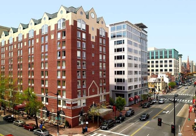 Fairfield Inn & Suites Washington, DC/Downtown