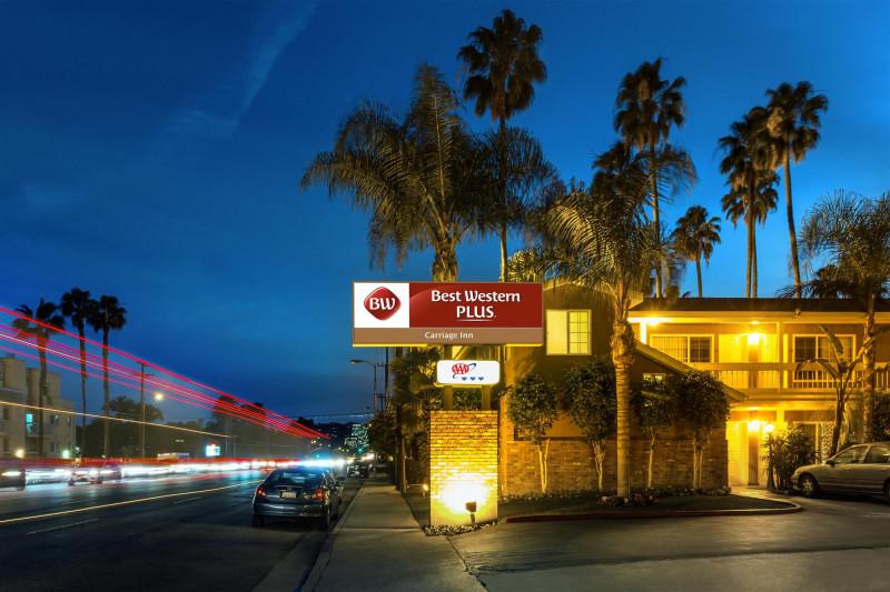 Best Western Plus Carriage Inn