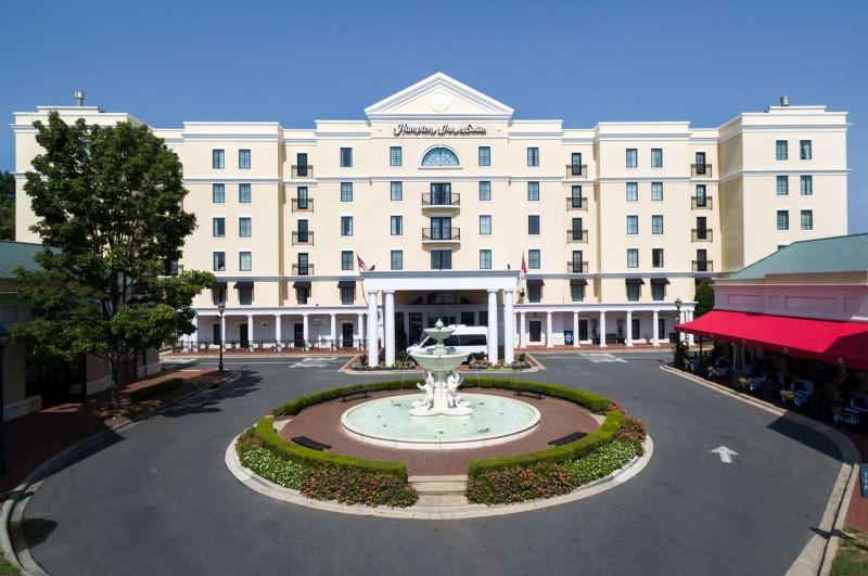 Hampton Inn and Suites Charlotte/SouthPark