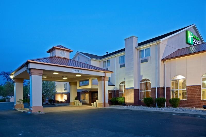 Holiday Inn Express Hotel & Suites CINCINNATI-N/SHARONVILLE