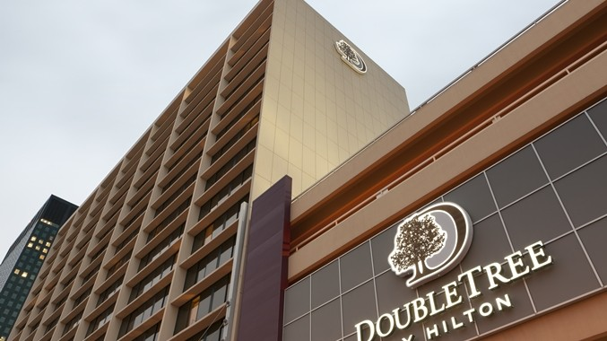 DoubleTree by Hilton Cleveland Downtown-Lakeside