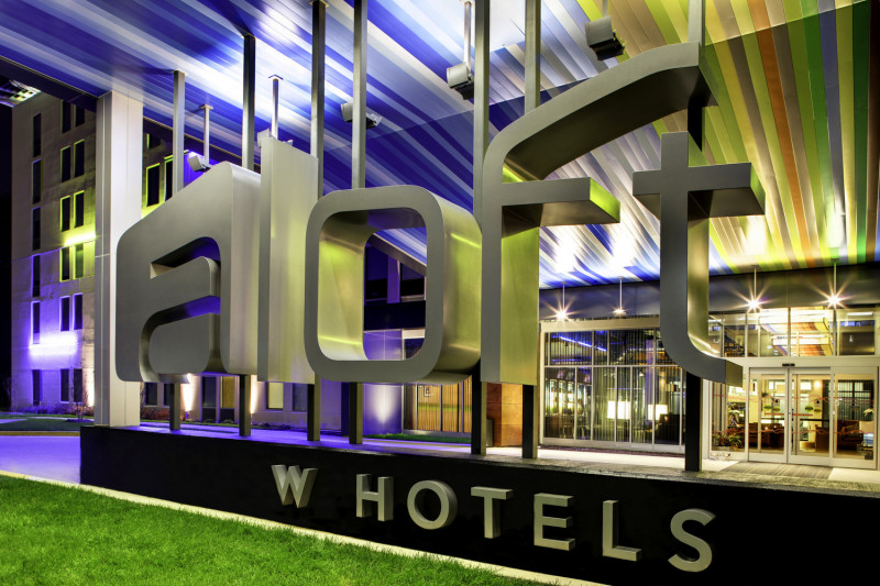 Aloft Fort Worth Downtown