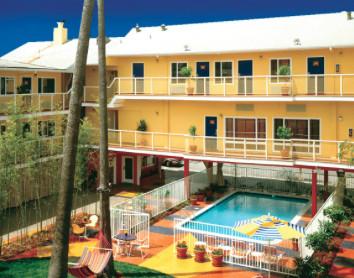 Hotel Del Sol San Francisco - a Joie de Vivre Hotel